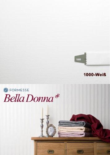 Bella Donna jersey hoeslaken 1B kwaliteit 180/200-200/220 cm - wit (1000)