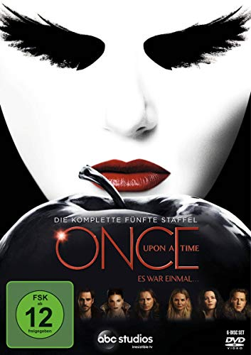 Once Upon a Time - Es war einmal... - Staffel 5 (6 DVDs)