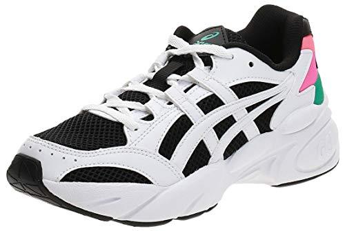 Asics Gel-Bondi, Zapatillas de Running Mujer, Negro (Black/White 001), 39.5 EU