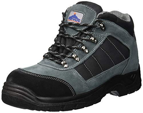 Portwest FW63 - S1P wandelschoenen, maat: 36 (UK 3,5), 45 EU, zwart