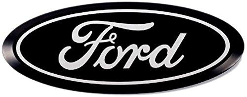 Putco 92200 Black Anodized Billet Aluminum Ford Emblem Kit