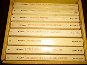 Vintage Little House Children's Books Complete Series 9 Book Boxed Set (Paperback) 1971 & 1970s