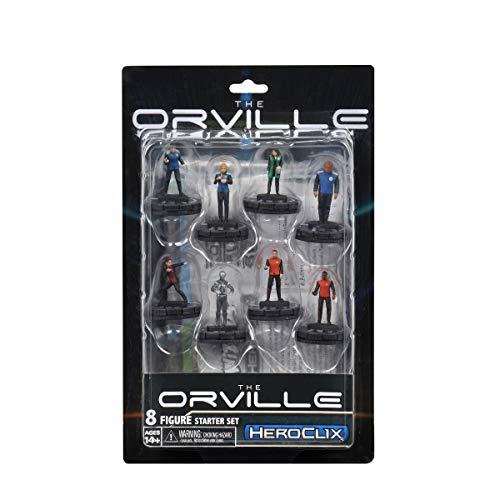 WizKids The Orville Heroclix: 2-Player Starter Set