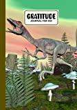 """Gratitude Journal For Kids: Gratitude Journal For Kids Compsognathus Dinosaur Cover, A Journal to Teach Children to Practice Gratitude and Mindfulness, 121 Pages, Size 7"""" x 10"""" by Gilbert Frey"""