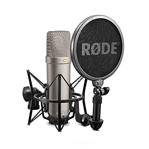 Rode NT1A (Großmembran-Kondensatormikrofon, Nierenkapsel, Audio Interface benötigt)