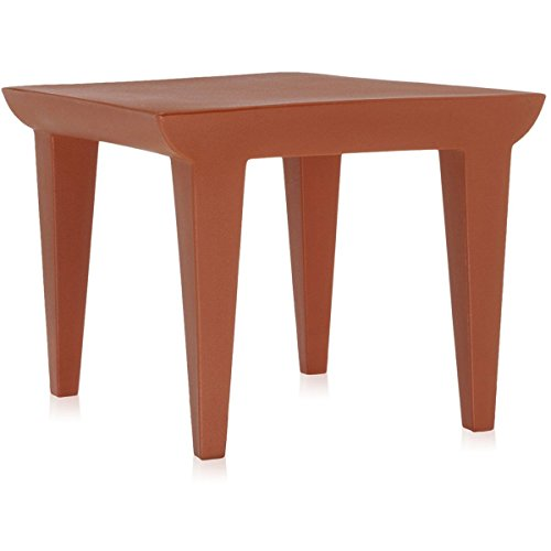 Kartell BUBBLE CLUB Table, marron