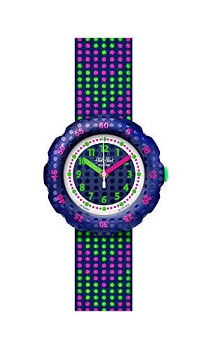 Flik Flak Reloj Analógico para Niñas de Cuarzo con Correa en plástico FPSP037