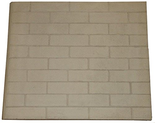 Replacement Refractory Panel 24 inch X 28 inch x 1(+-) inch