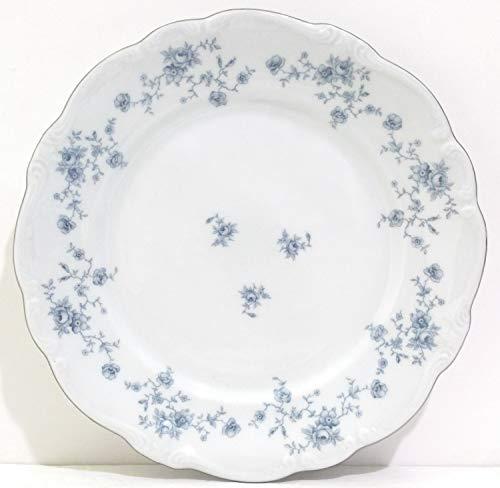 Johann Haviland Blue Garland Dinner Plate (Bavaria)