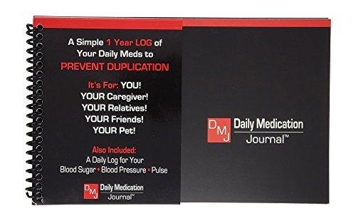 Daily Medication Journal Blood Suga…