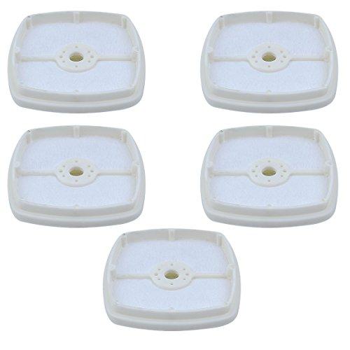 Haishine 5Pc / lot Luftfiltersatz Echo A226001410 SRM225 HC150 HC160 HC180 SRM211 SRM251 SRM265 Saitentrimmer Strimmer