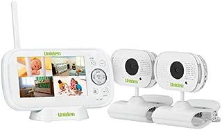 "UNIDEN BW3102R Remote Dock View 4.3"" Twin Camera Digital Wireless Baby Monitor"