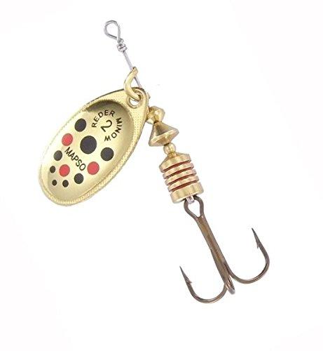 MAPSO - Cucharilla de Pesca REDER-MN 4,50 GMS.