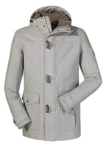 Schöffel Herren Duffle Coat Marlin1 Jacke, high-Rise, 56
