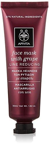 Apivita - Mascarilla antiarrugas face mask con uvas