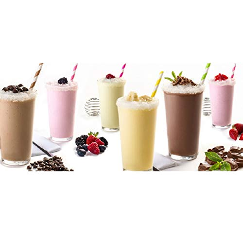 20 Mixed Meal Replacement VLCD Diet Shakes by KeeDiet