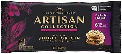 Artisan Collection Extra Dark Morsels 61% Cacao, 10 oz bag