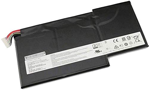 WXKJSHOP Batería de repuesto compatible con MSI GS73 7RE 7RE-004CN BP-16K1-31 MS-16K2 MS-16K4 Stealth Pro Gaming BTY-U6J (11,1 V)