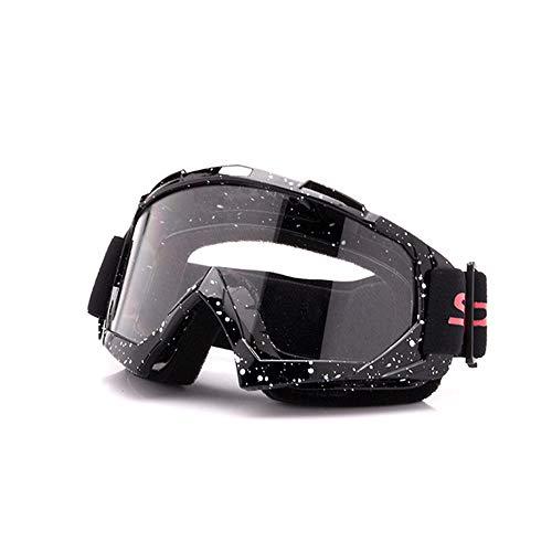Motorbril, anti-uv-winddicht, beschermend veiligheidsvuil, motorcrossmotor, skibril, snowboard bril, zonnebril