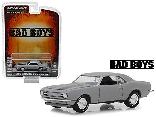 DIECAST 1:64 Hollywood Series 21-1968 Chevrolet Camaro - Bad Boys 44810-D by Greenlight