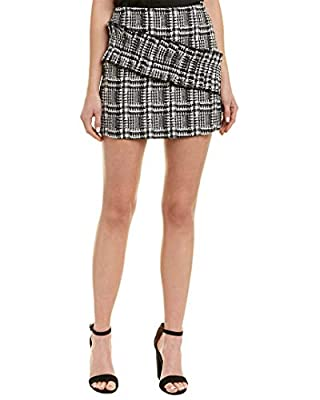 Moon River Womens Woven Skirt