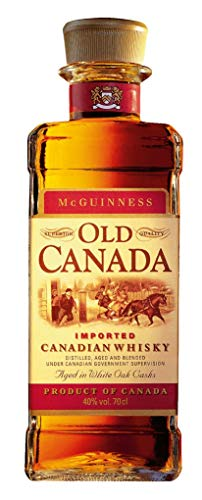 Old Canada McGuiness - Blended Canadian Whisky 40% - 0,7l