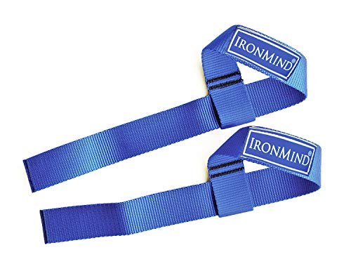 IronMind Strong-Enough Lifting Straps (Pair)