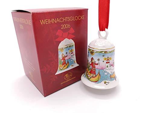 Hutschenreuther Porzellan Weihnachtsglocke 06