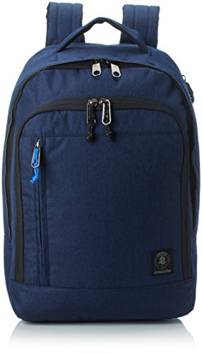 Zaino Invicta Office Daily 2, Porta Laptop 13'', Blu, 20,5 Lt, Lavoro & tempo libero