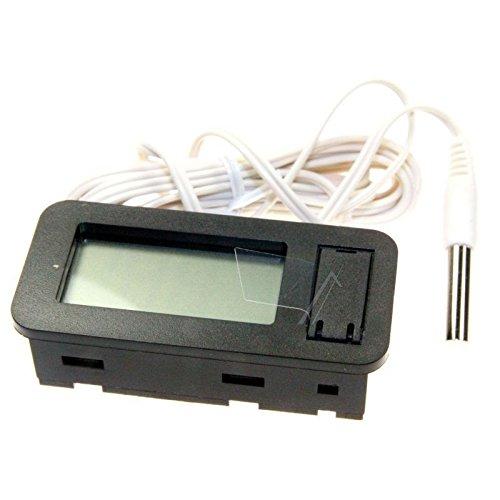 Liebherr–Thermometer Digital schwarz wk3200Für Kühlschrank Liebherr