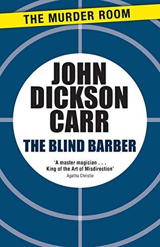 The Blind Barber (Dr Gideon Fell, Band 3)