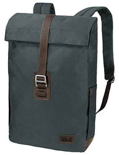 Jack Wolfskin ROYAL Oak Bequemer Daypack, Greenish Grey, ONE Size