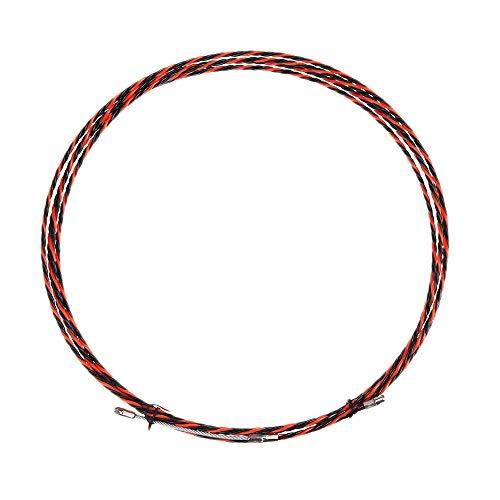 ILS – Cable en espiral eléctrico de 5 m, cable extractor de...