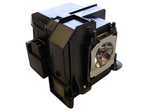 azurano Beamer-Ersatzlampe für EPSON EB-485Wi | Beamerlampe mit Gehäuse | Kompatibel mit EPSON ELPLP71, V13H010L71