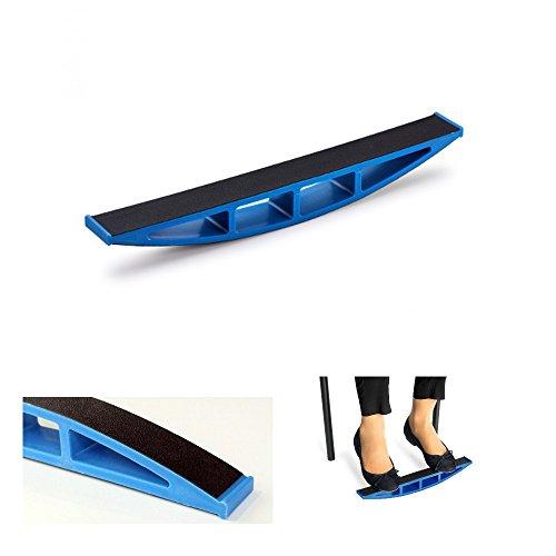 Thuis & kantoor voetwip | bewegingstrainer | beenwip | beenschommel | 39,6 x 4 x 4,5 cm
