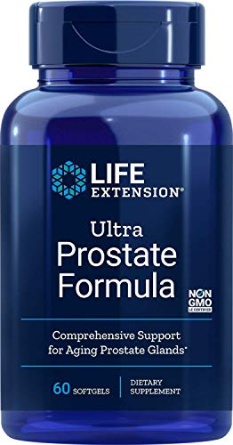New product name but same formula as previously named Ultra Natural Prostate Supports prostate health with cutting-edge nutrients Helps protect against excess estrogen levels Supports healthy urinary patterns and flow