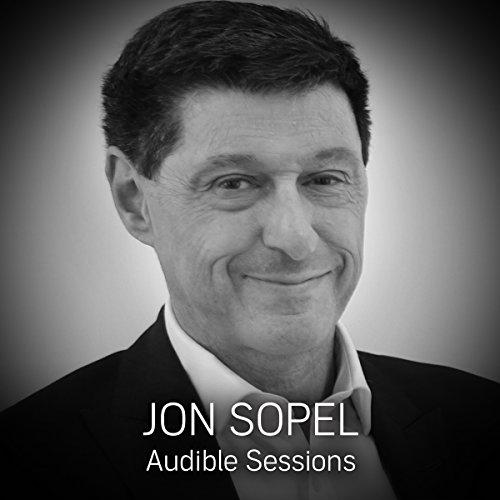 Jon Sopel audiobook cover art