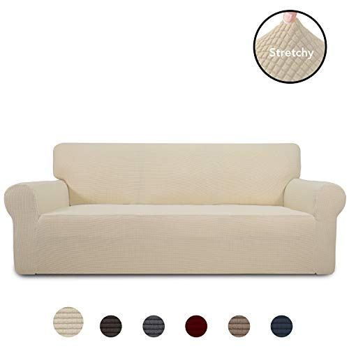Ivory Couch - 6