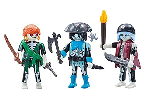 Playmobil 6592 3 Ghost Pirates  Foil Packaging