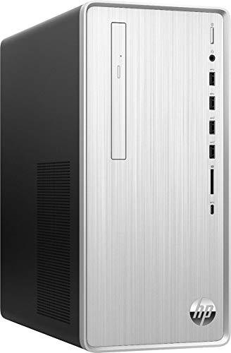 HP Pavilion TP01-0034 Desktop, Intel 6-Core i7-8700 3.2GHz Upto 4.6GHz, 8GB Ram, 256GB NVMe SSD, DVD-Writer, Card Reader, Wi-Fi 5, Bluetooth 4.2, Windows 10 Home