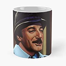 Peter Sellers Inspector Clouseau British Comedian The Pink Panther C The Best Selling Tea Coffee Mug Ever