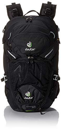 DEUTER Attack 20 Bike Bag, Black, 0