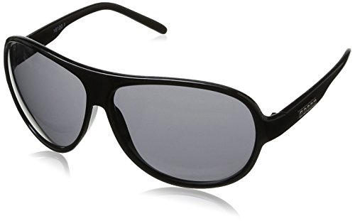 Ocean Sunglasses - Rodeo - lunettes de soleil polarisées - Monture : Noir Laqué - Verres : Fumée (18100.1)