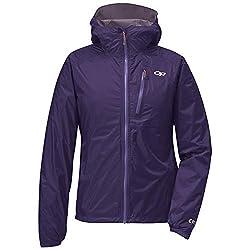 Outdoor Research Women's Helium II Jacket - Lightweight Waterproof Rain Gear