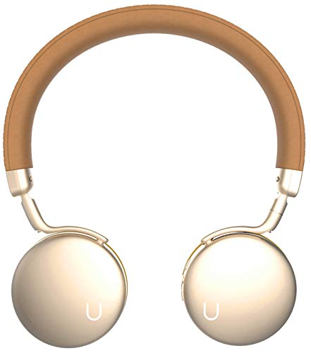 U Wireless Headphones Bluetooth With Carrying Case Built In Microphone 12Hr Playback Time Noise Cancellation Enhanced Bass