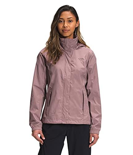 The North Face Women's Resolve 2 Jacket, Twilight Mauve, XS