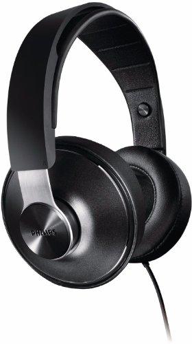 Philips SHP8000/10 Hifi-Kopfhörer mit Bügel 40mm schwarz