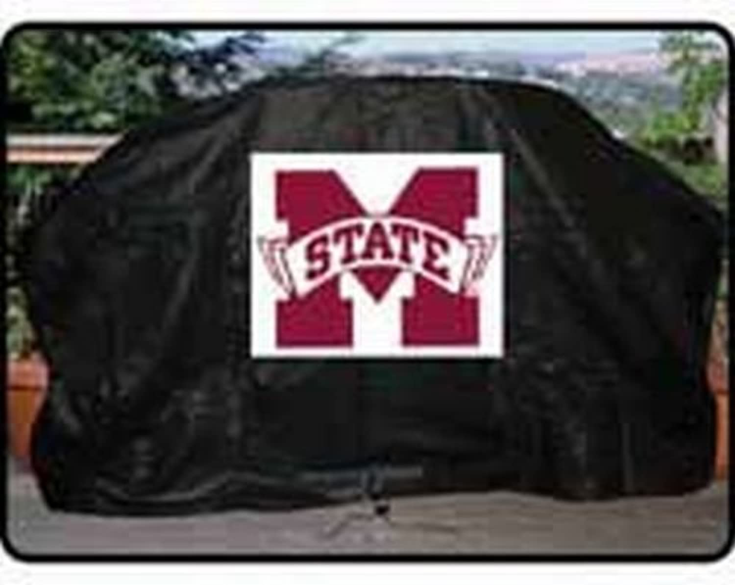 NCAA Mississippi State Bulldogs 59-Inch Grill Cover