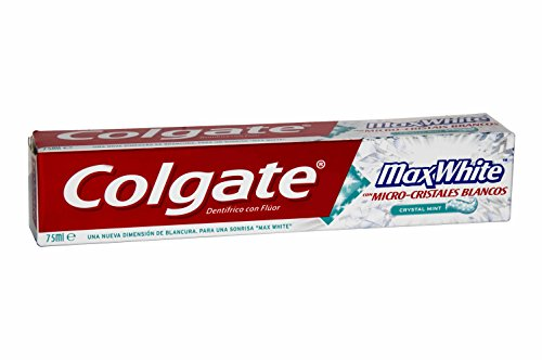 Colgate Max White Dentífrico - 75 ml