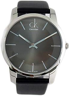カルバンクライン CALVIN KLEIN 腕時計 メンズ K2G21107 シティー CITY クォーツ メタルブラック ブラック [並行輸入品]